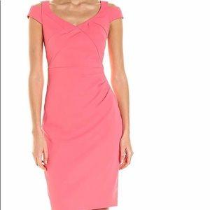 Adrianna Papell Size 16 Origmi Steath Dress